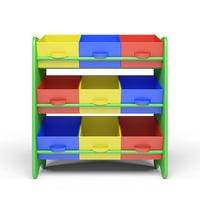 3D model kid s storage box