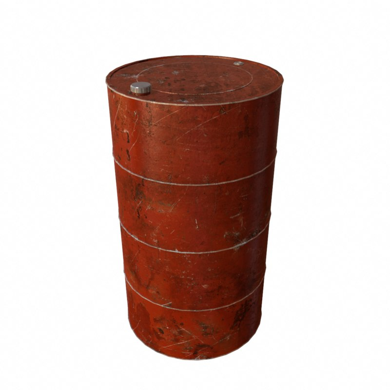 steel barrel model