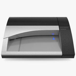 card scanner dymo cardscan 3D