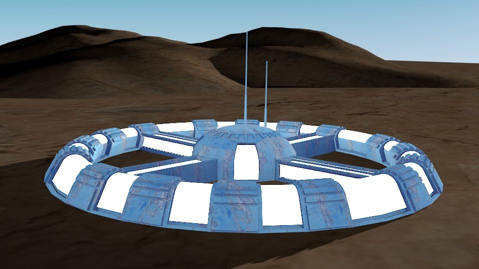 space base model