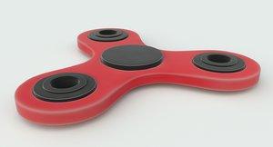 3D spinner blender