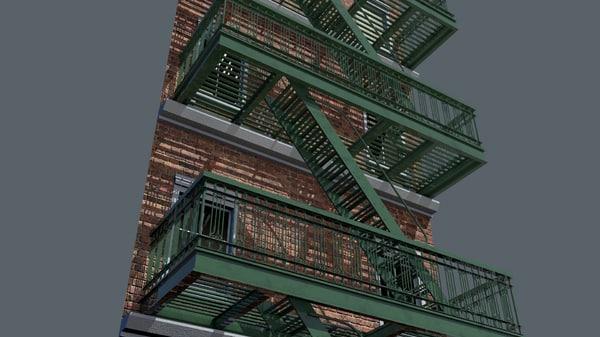 escape s 3D model