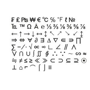 3D symbols4 set cg cad