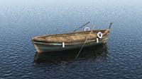 barque marseille 3D