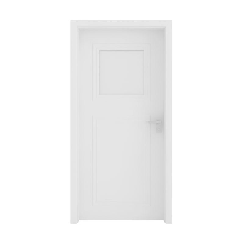 white door model