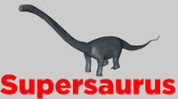 supersaurus 3D