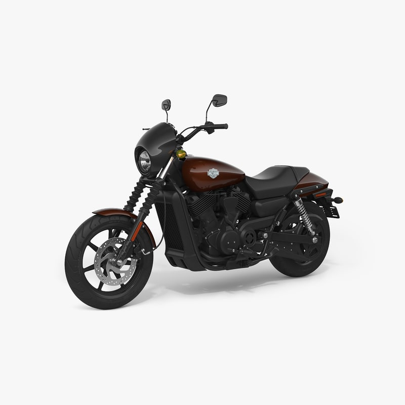 Harley Davidson Street 500 2017 Model
