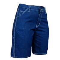 Shorts Dark Blue Jeans Women Clothing Fashion
