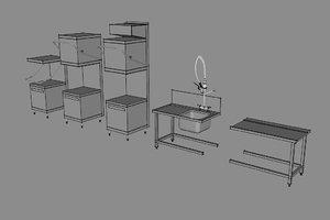 meiko - industrial dishwasher model