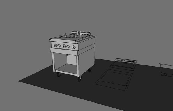 3D mkn elektrobratplatte