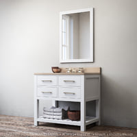 RH HUTTON SINGLE WASHSTAND