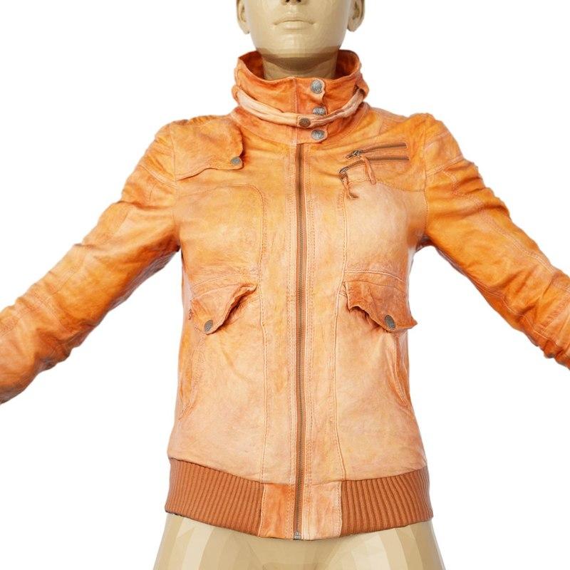 photorealistic clothing 3D model