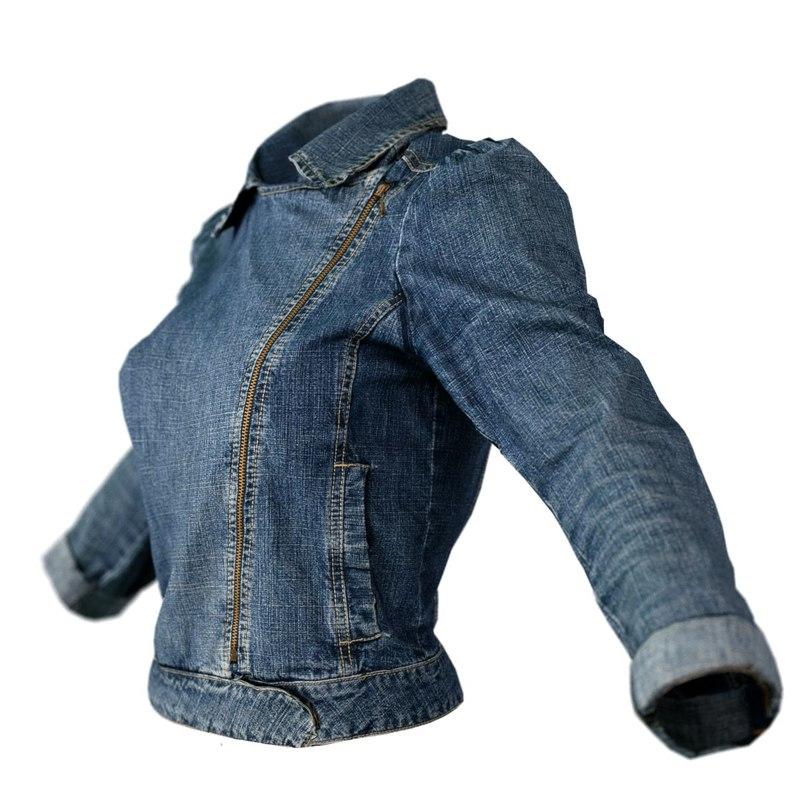 photorealistic clothing 3D