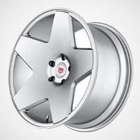 3D vossen vps-318 wheel tyre