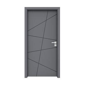 grey door model