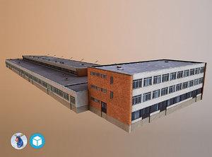 3D model storage3 lhbp storage