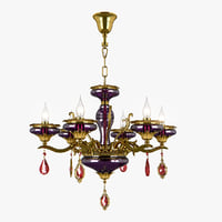 695062 melagro osgona chandelier model