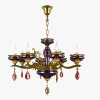 3D 695082 melagro osgona chandelier
