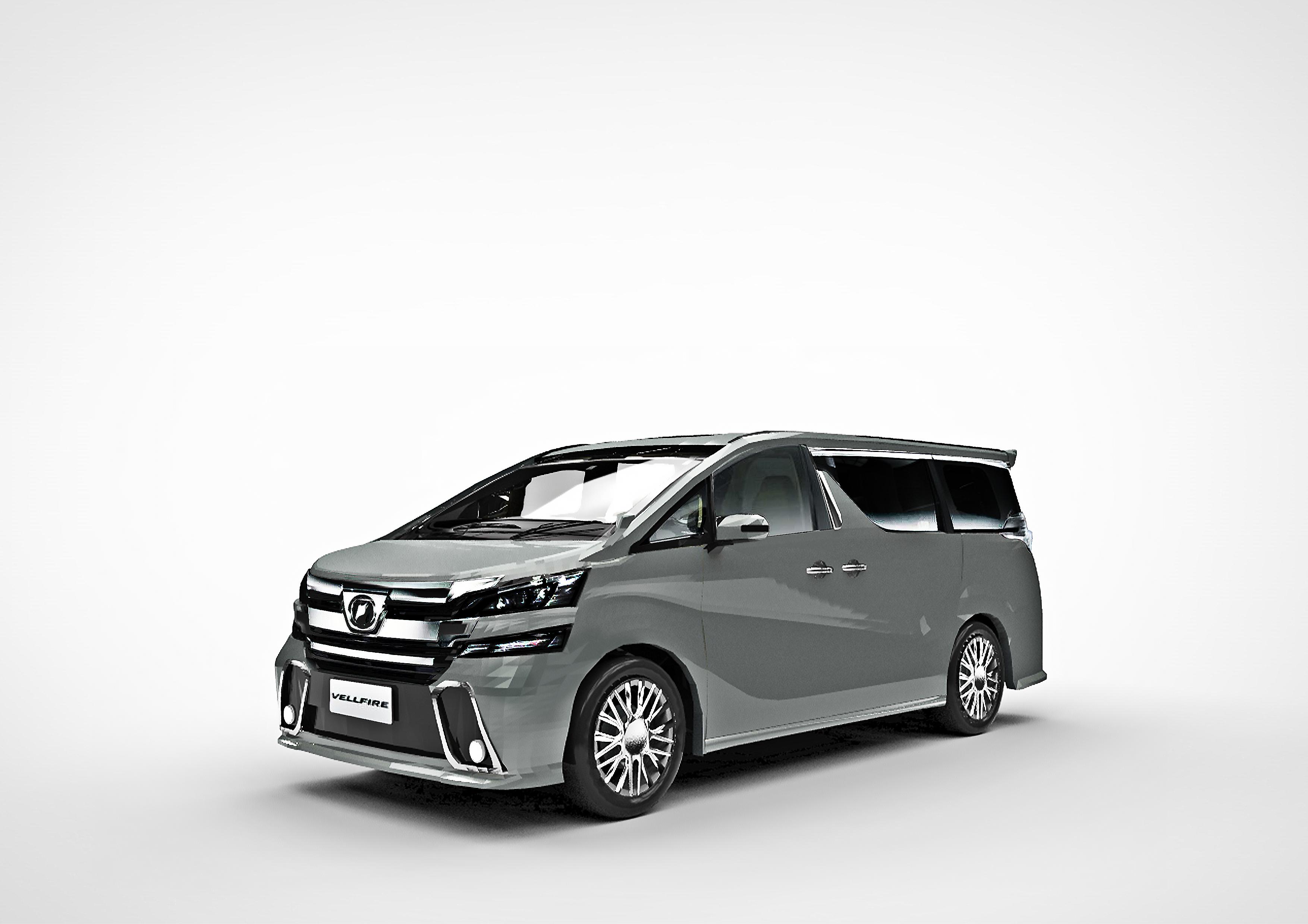 Toyota 2016 Models >> Toyota Vellfire 2016