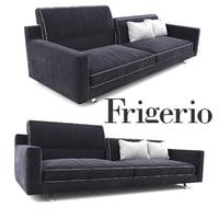 3D sofa frigerio