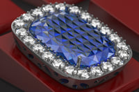 diamond pendent 3D model