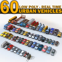 60 Real-time URBAN vehicles