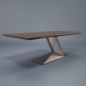 miotto selections arcadio coffee table 3D