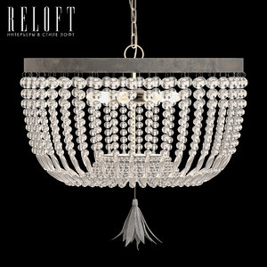 3D ceiling lamp 103497 crys model