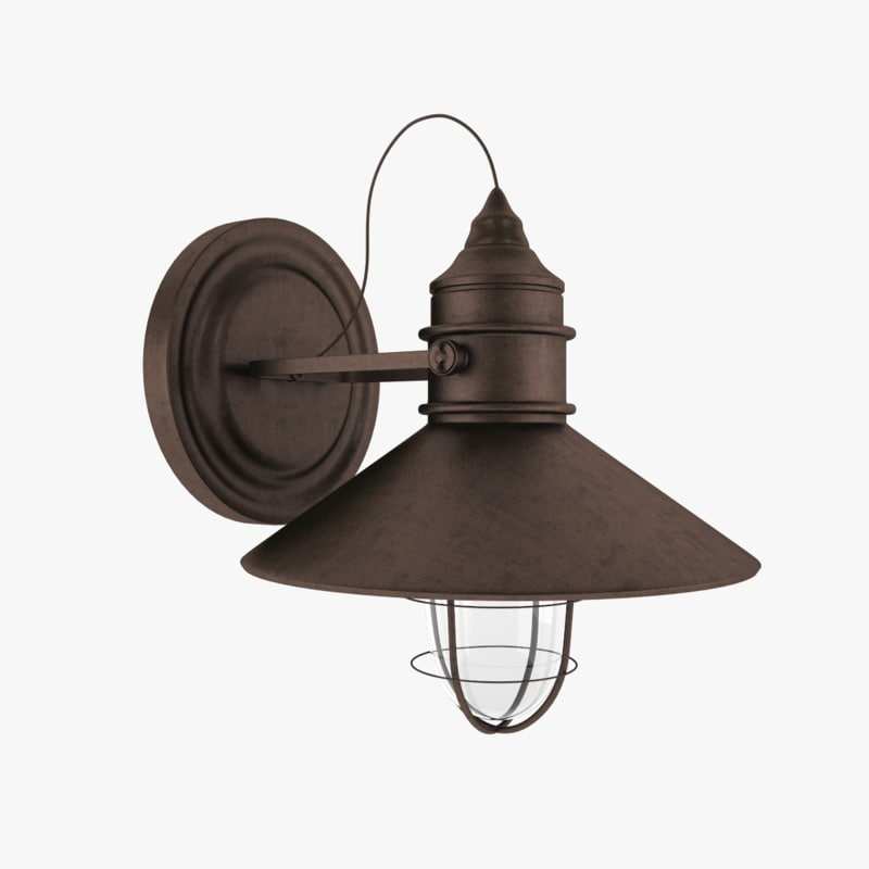 3D model outdoor light