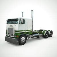 freightliner flb model
