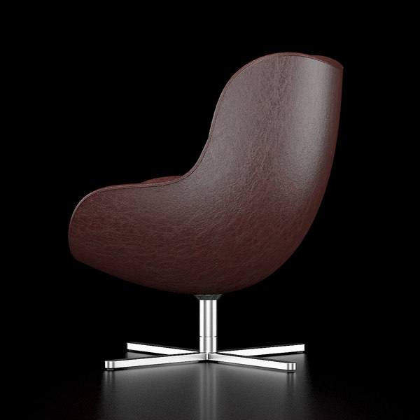 Remarkable Leather Swivel Chair Ibusinesslaw Wood Chair Design Ideas Ibusinesslaworg