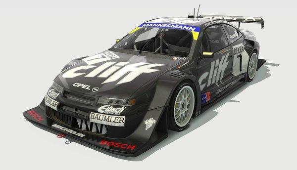 dtm 1996 3D model