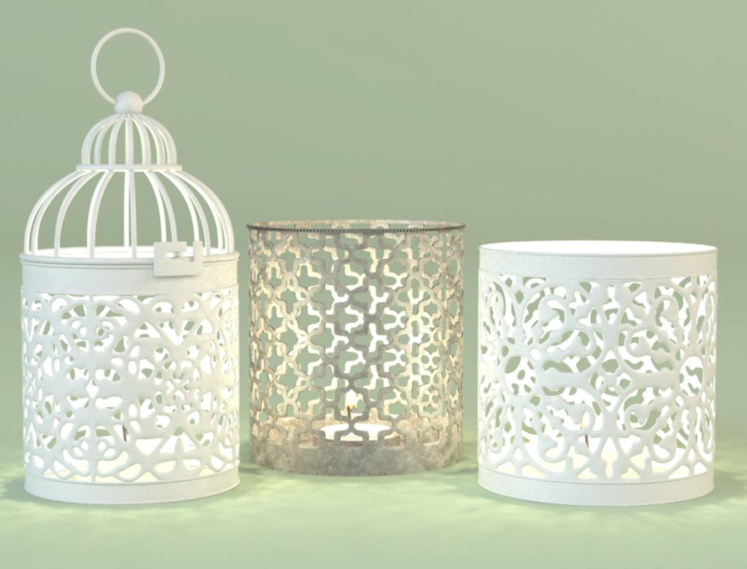 tealight holders zara home model