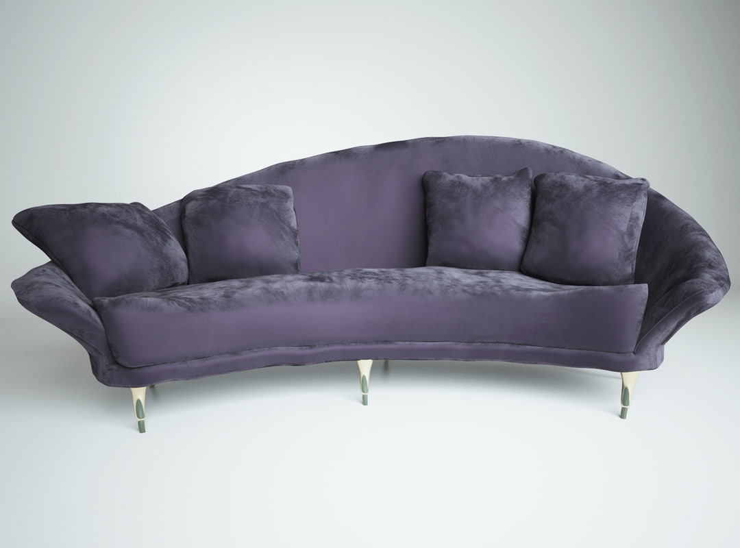 arc sofa model