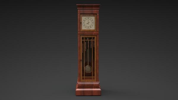 pendulum clock model