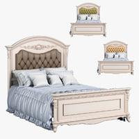 3D 230 carpenter bed plan