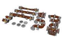warcraft warhammer 3D model