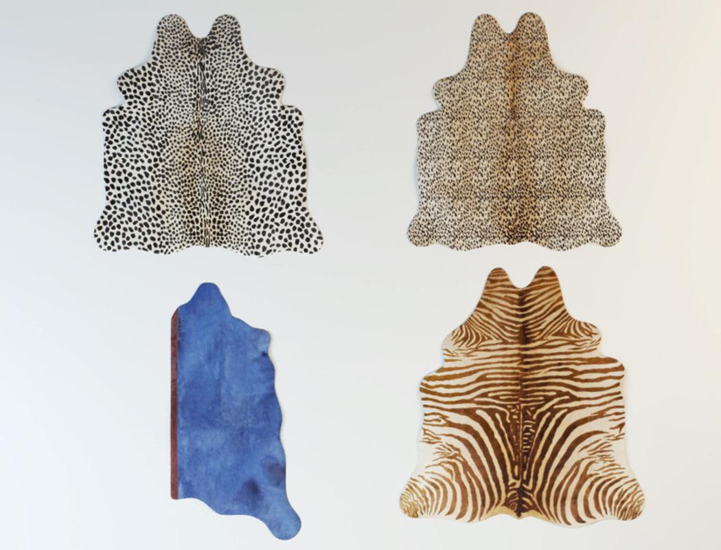 rugs zara home 3D model
