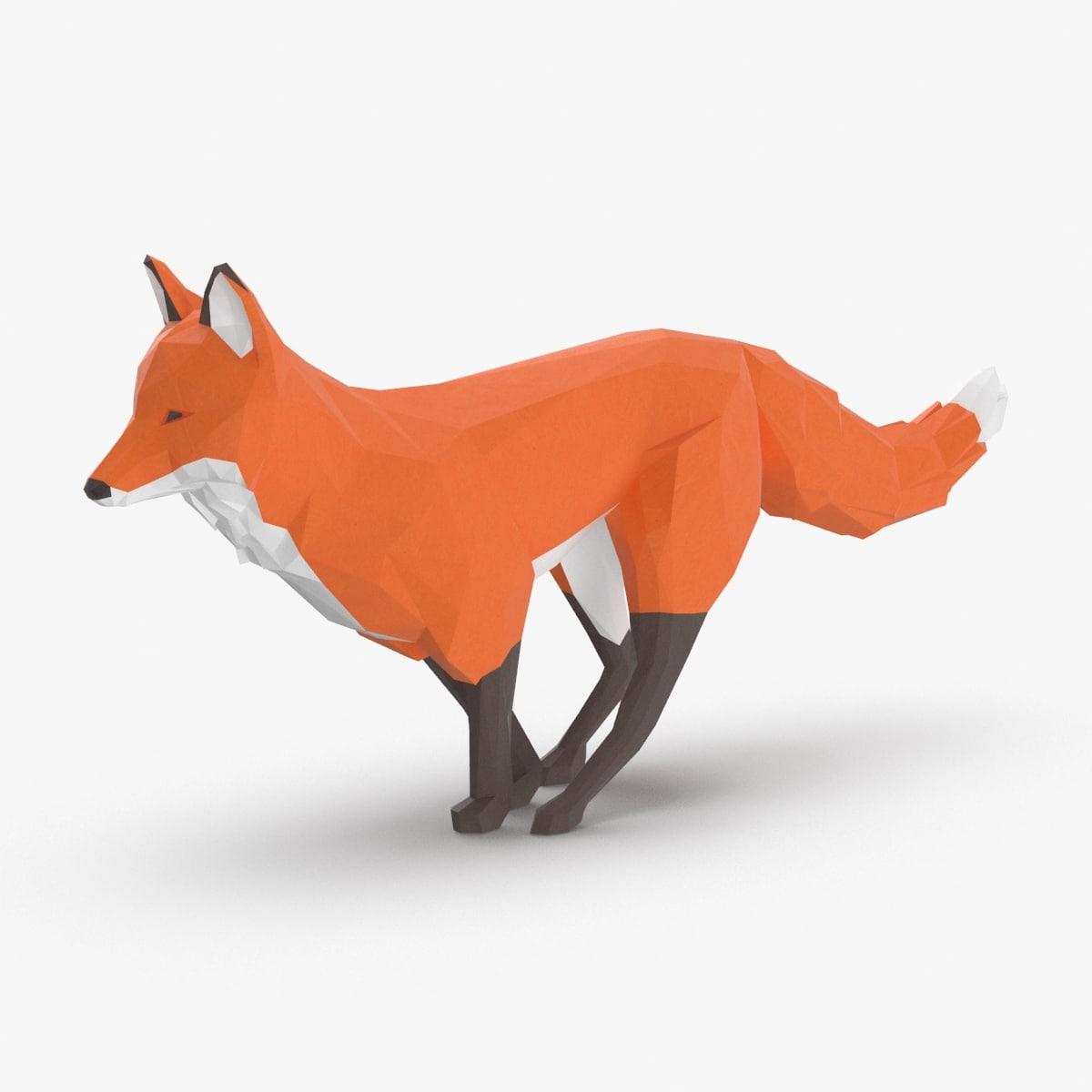 fox---run model