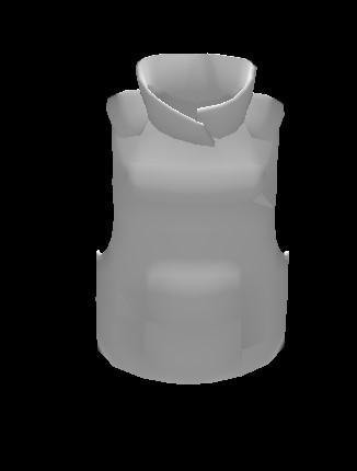 3D bullet proof jacket