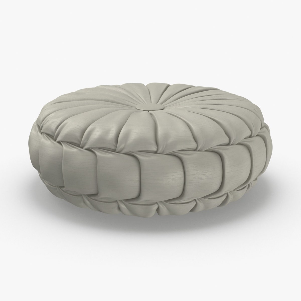 throw-pillow-05---white 3D model