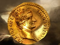 old rome coin
