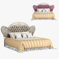3D 230 carpenter bed b model
