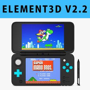 3D - e3d new model