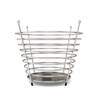 chrome wire fruit basket 3D