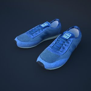 sneakers 3D