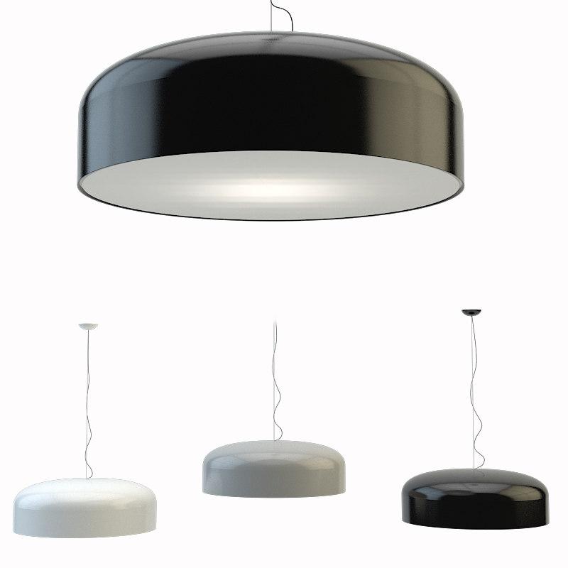 flos smithfield s lamps 3D model
