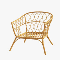 StockHolm 2017 IKEA rattan chair