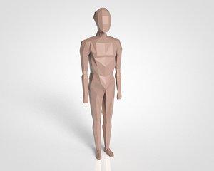 3D character basic