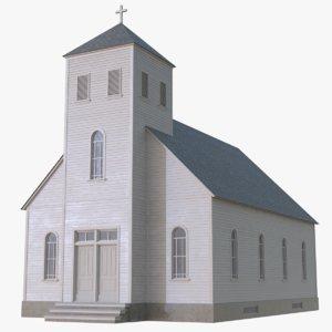 3D church 1